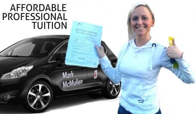 susan driving test renfrew